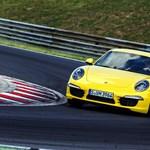 Tizenhat Porsche egy csapásra - ez már a túlvilág?