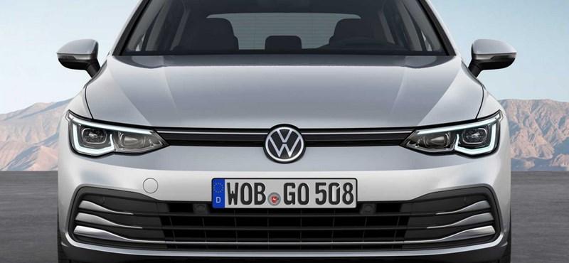 333 lóerő: az új 8-as Golfot is megvadítja a VW