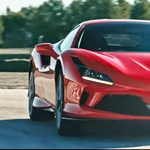 Végre videón is üvöltetik a Ferrari F8 Tributót