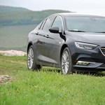 Opel Insignia-bemutató: a középosztály felemelkedése