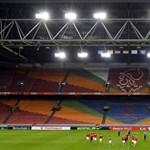 Hollandia-Magyarország: 8-1