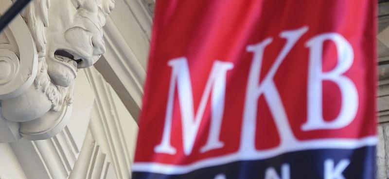 Kínaiak, indiaiak, egy nyugdíjpénztár és egy tőkealap ácsingózik az MKB Bankra