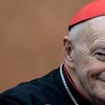 Szexuális visszaélés miatt lemondott bíboros aktáját tette közzé a Vatikán