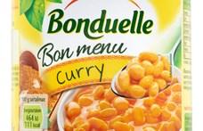 Babkonzervet hívott vissza a Bonduelle