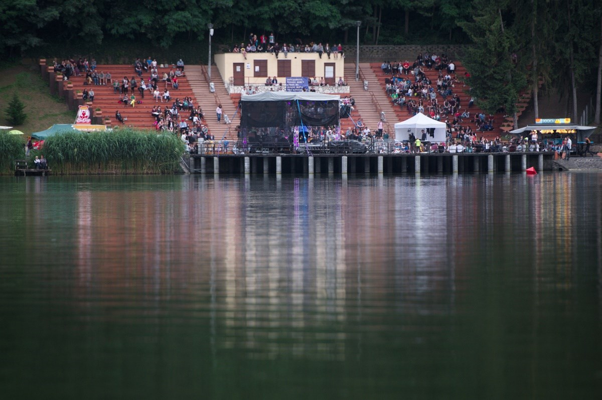 A fesztivál, ahol a babakocsi is menő