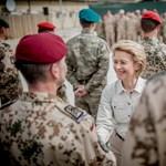 A németek (is) megnyitnák hadseregüket az EU-s polgárok előtt