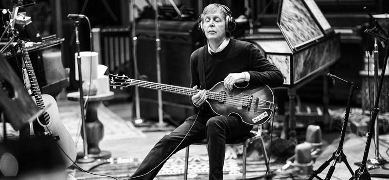 Profi az előjáték, de mennyi van Paul McCartney új nagylemezében?