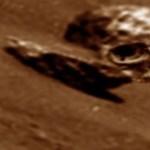 Koponyaformát találtak a Marson – videó