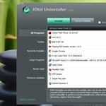 Itt az iObit Uninstaller 2: programok tökéletes eltávolítása