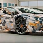 Odacsap a Lamborghini: szuperkönnyű és nagyon erős a legkeményebb Aventador
