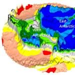 Az Antarktisz alatt találták meg az elveszett kontinens nyomait