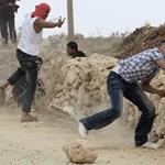 Mecsetrongálás miatt verekedtek össze izraeli rendőrökkel arabok