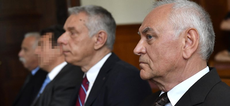 """Kártérítést kapott Galambos Lajos az """"emberhez méltatlan börtönkörülmények"""" miatt"""