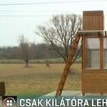 Magyar lelemény: kilátóba oltott buszmegálló