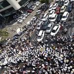 Általános sztrájk kezdődött Mianmarban