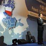 Orbán Varsóban Kínáért kiáltott