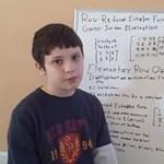Hihetetlen teljesítménnyel lepte meg a világot egy 12 éves fiú