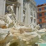 Szárazság: kisebb lesz éjjelente a víznyomás Rómában