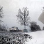 Eső, ónos eső, havazás, hófúvás – szerdán mindent bevet a tél