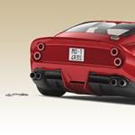 Megálmodták a legdrágább Ferrari mai változatát