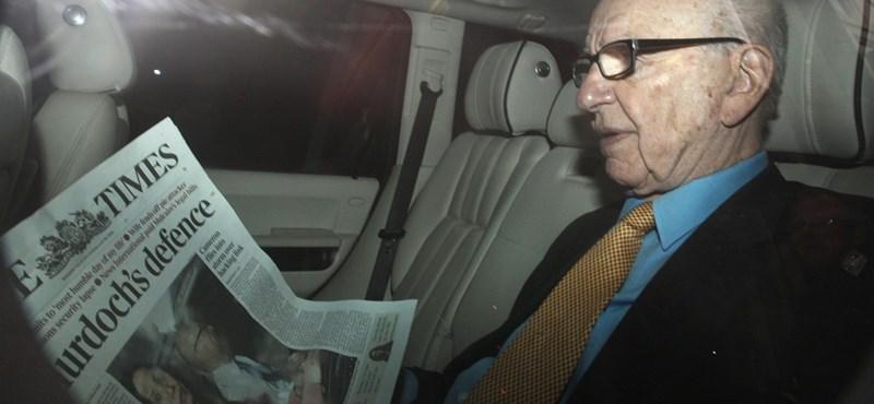 Ausztráliában is vizsgálhatják a Murdoch-érdekeltségeket