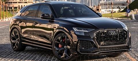 Nem európai verzióban van igazán szörnyeteg hangja az új Audi RS Q8-nak