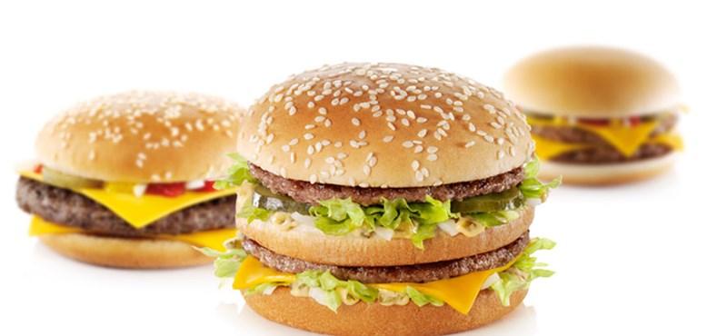 Ha ez a gép bejön a McDonald'snak, az sok mindent megváltoztathat