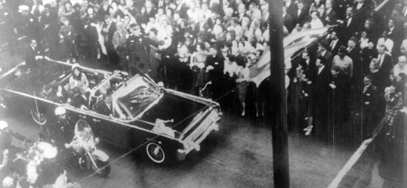Trump megnyitná a titkos JFK-dossziét