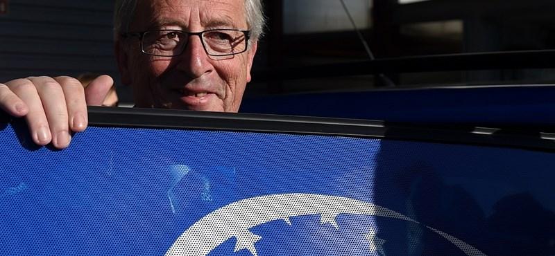 Megvan a döntés: Junckert jelölik az Európai Bizottság élére