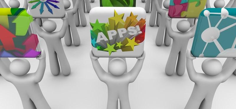 Így ünneplik az Apple alkalmazásboltjának születésnapját