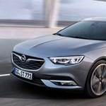 200 lóerős új motort kapott az Opel Insignia