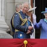 Van egy műkeze Erzsébet királynőnek arra az esetre, ha elfáradna az integetésben