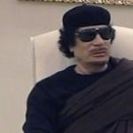 """Kadhafi üzent: """"nem tudnak elérni és megölni"""""""