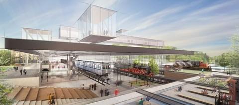 7,8 milliárd forint megy el az új Közlekedési Múzeum terveire