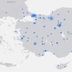 Hiába van blokkolva a Facebook, egyre több ember közvetít élő videón Törökországból