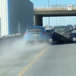 Videó: amikor tényleg élet-halál harccá válik egy közlekedési helyzet