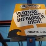 Németországban továbbra is a Kalózpárt a sztár