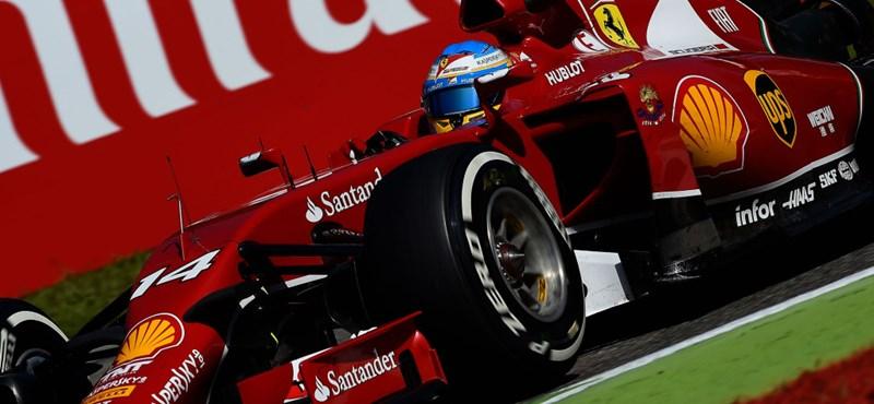 Alonso heteken belül otthagyhatja a Ferrarit