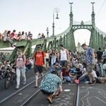 Idén nyáron is lehet piknikezni hétvégenként a Szabadság hídon
