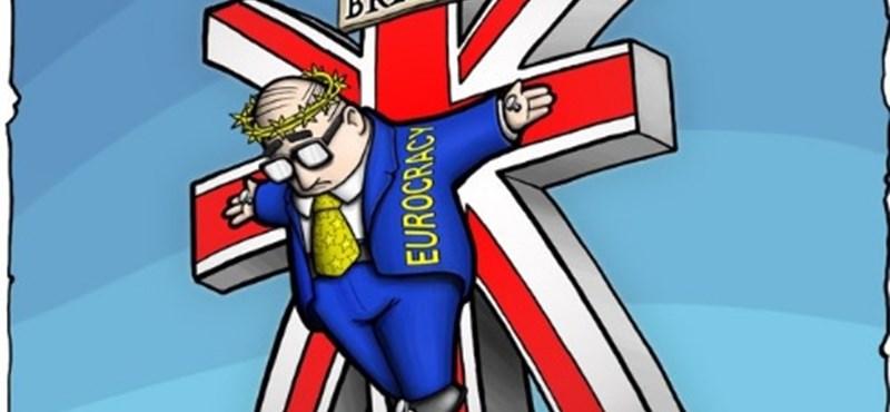 Öt zseniális rajz a Brexitről