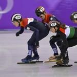 B döntőből lett negyedik a magyar gyorskorcsolya-váltó