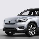Kiderült, hogy mennyibe kerül az első elektromos Volvo, a zöld rendszámos XC40