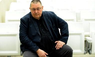 Vidnyánszky metaforának tartja, hogy nem lehetett őt hallani az Európai Parlament ülésén