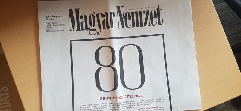 Milliárdos üzlet a Magyar Nemzet megvásárlása?