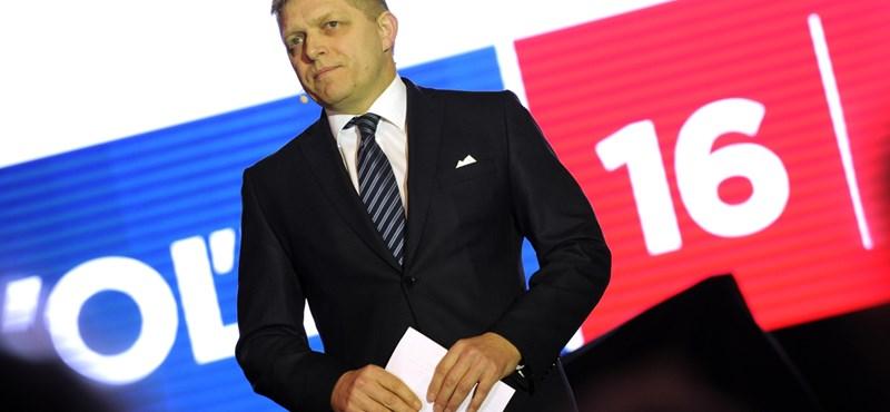 Robert Ficót nevezte ki új kormányfőnek a szlovák államfő
