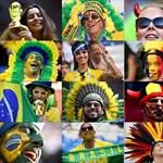Brazília–Belgium: nagyok a nagyra törők ellen