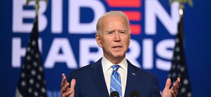 Joe Biden vezet Pennsylvaniában is, ő lehet a következő amerikai elnök