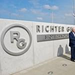 Mélyrepülésben a Richter-részvények a gyógyszerük miatt indult vizsgálat után