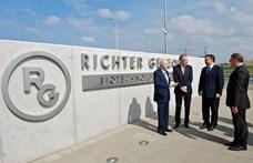 Várakozásokon felül nőtt a Richter árbevétele és nyeresége
