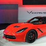 Jótékonykodik az új Corvette első példányával a Chevrolet